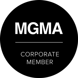 MGMA Corporate Member Logo hires